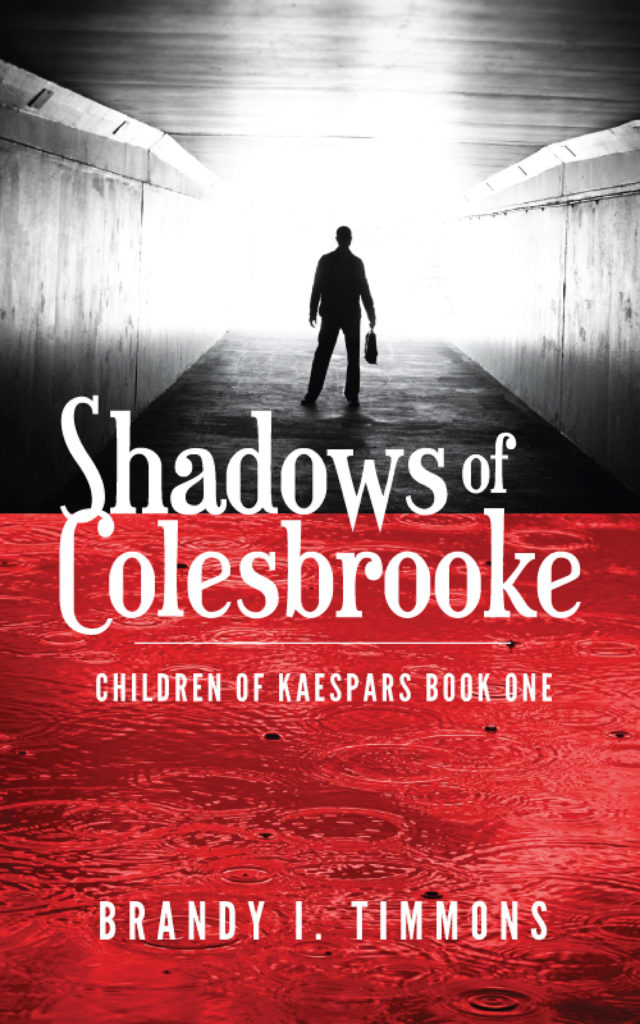 Shadows of Colebrooke by Brandy I Timmons